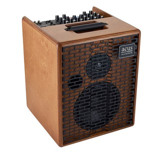 Acus One ForStrings 6T Amp, Wood