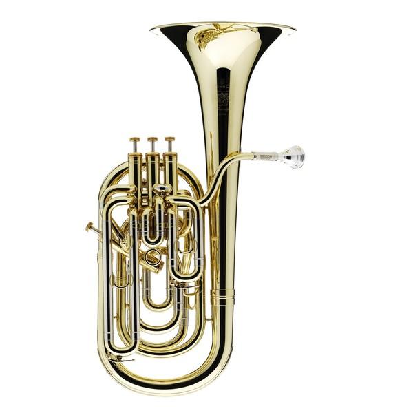 Besson Prestige BE2056 Baritone Horn, Clear Lacquer