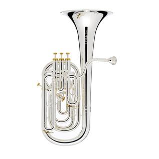 Besson Prestige BE2056 Baritone Horn, Silver Plated