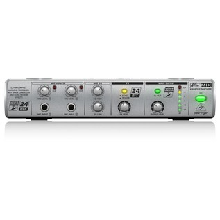 Behringer MINIMIX MIX800 Ultra-Compact Karaoke Machine