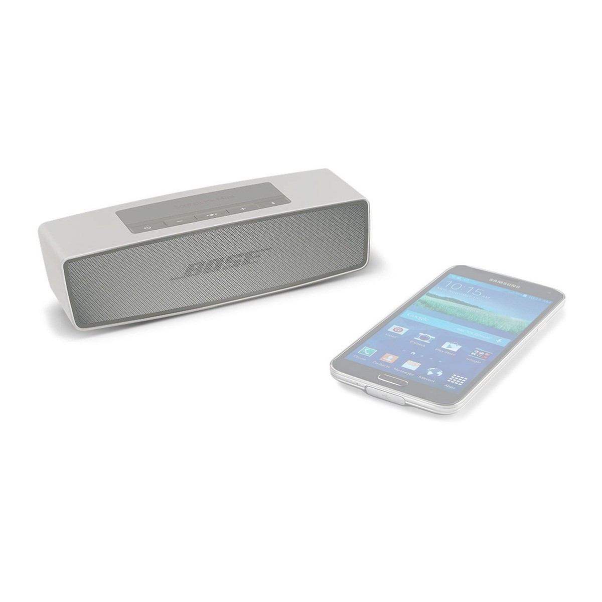 bose soundlink mini ii bluetooth lautsprecher pearl box ge ffnet bei gear4music. Black Bedroom Furniture Sets. Home Design Ideas