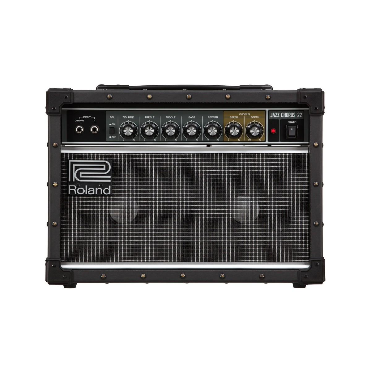 roland jc 22 jazz chorus guitar amp at gear4music. Black Bedroom Furniture Sets. Home Design Ideas