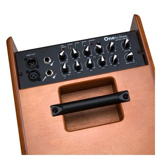 Acus One Forstreet Amp, Wood