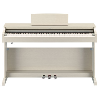 Yamaha Arius YDP163 Digital Piano, White Ash