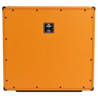 Orange PPC412 4 x 12 Closed Back Cabinet (Back)