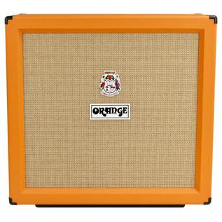 Orange PPC412 4 x 12 Closed Back Cabinet (Front)