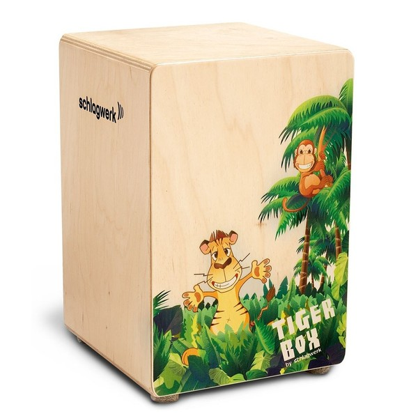 Schlagwerk Tiger Box Cajon