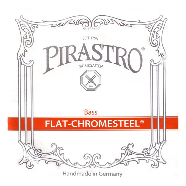 Pirastro Flat Chromesteel Solo