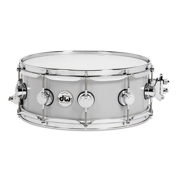 """DW Thin Aluminium, 14"""" x 5.5"""" Snare Drum"""