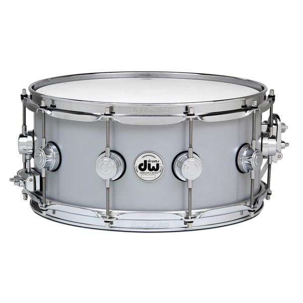 """DW Thin Aluminium, 14"""" x 6.5"""" Snare Drum"""
