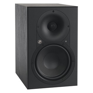 Mackie XR624 Active Studio Monitor Pair - Angled