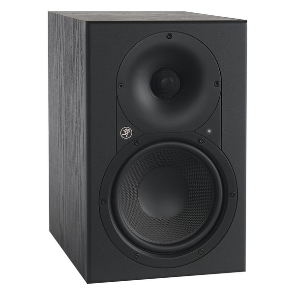 Mackie XR624 Active Studio Monitor Pair - Angled