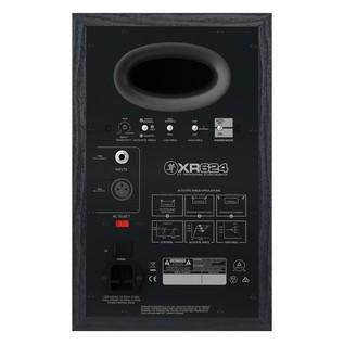 Mackie XR624 Active Studio Monitor Pair - Rear