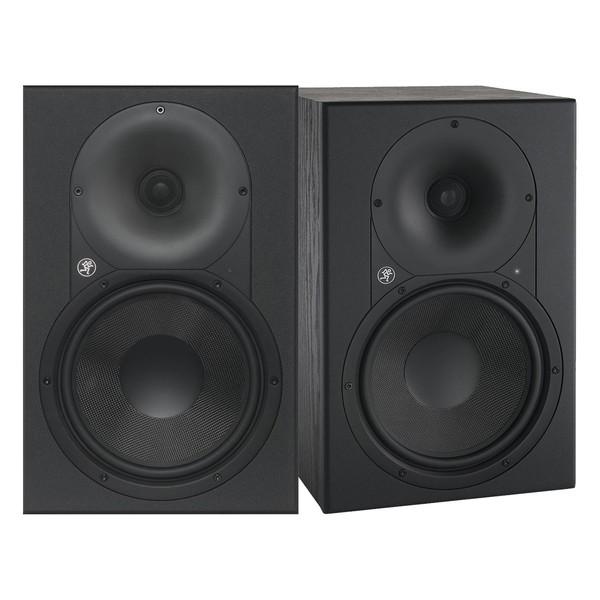 Mackie XR824 Active Studio Monitor, Pair
