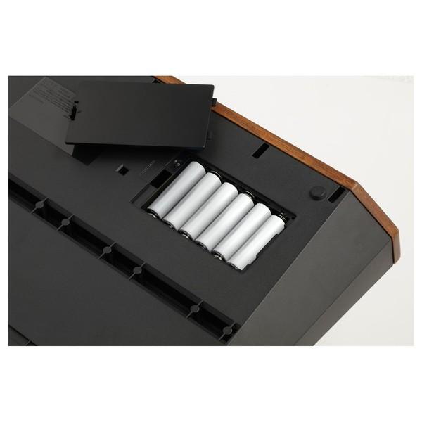 Korg Monologue Analogue Synthesizer, Silver - Battery
