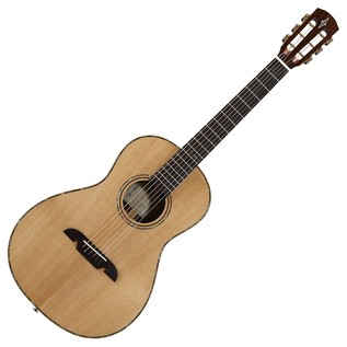 Alvarez MPA70 Parlor Acoustic Guitar, Natural