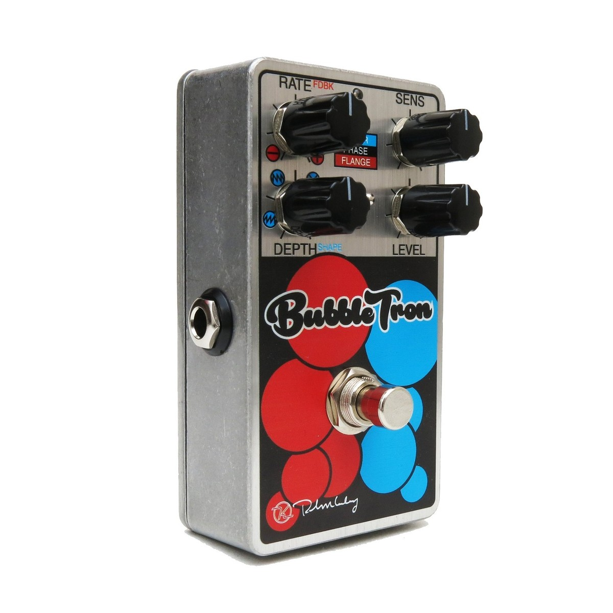DISC Keeley Bubbletron Dynamic Flanger Phaser | Gear4music