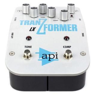 API TranZformer LX Bass Pedal - Front