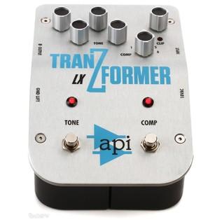 API TranZformer LX Bass Pedal - Top