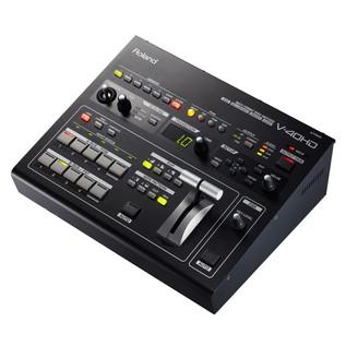 Roland V40HD Slanted