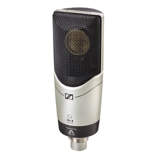 Sennheiser MK4 Digital Large Diaphragm, Side Address Mic