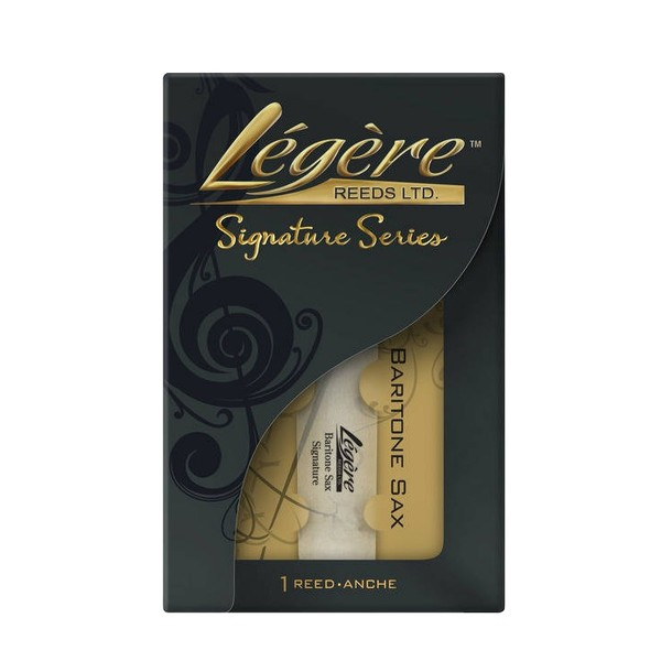 Legere Baritone Saxophone Signature Synthetic Reed