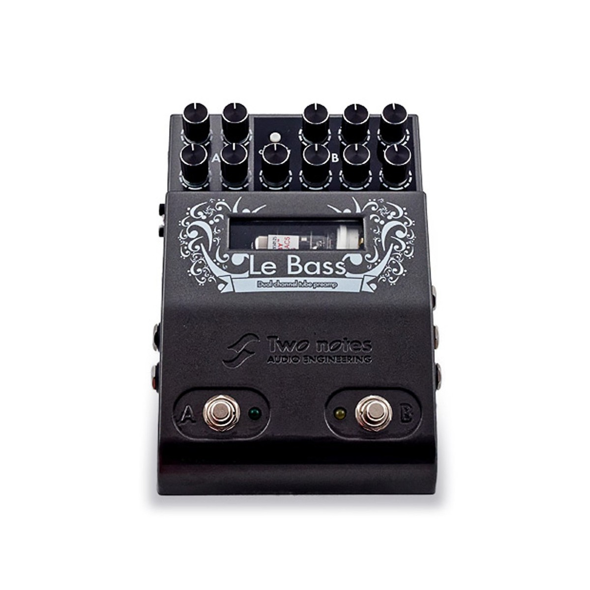 two notes le bass tube preamp pedal at gear4music. Black Bedroom Furniture Sets. Home Design Ideas