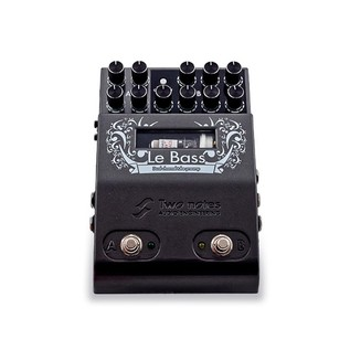 Two Notes Le Bass Tube Preamp Pedal