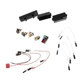 EMG Pickups PJ Complete Set