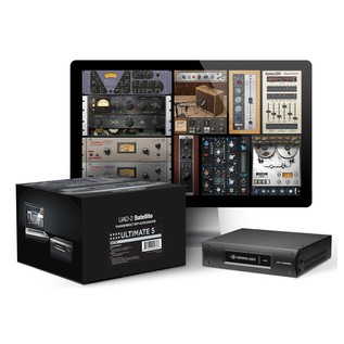 Universal Audio UAD-2 Satellite Thunderbolt - OCTO Ultimate 5 - Bundle