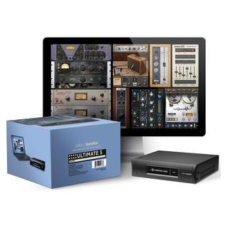 Universal Audio UAD-2 Satellite USB - OCTO Ultimate 5 - Bundle