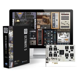 Universal Audio UAD-2 PCIe - OCTO Ultimate 5 - Bundle