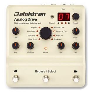 Elektron Analog Drive - Top