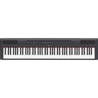 Yamaha P115 Digital Piano, Black 5