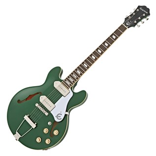 Epiphone Casino Coupe Ltd. Ed. Electric Guitar, Inverness Green