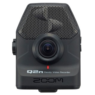 Zoom Q2n Handy Video Recorder - Front
