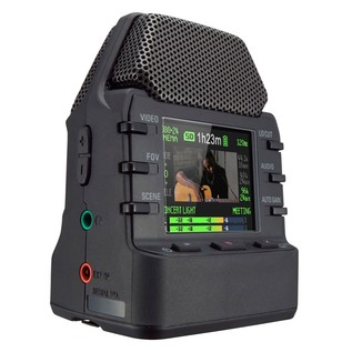 Zoom Q2n Handy Video Recorder - Rear