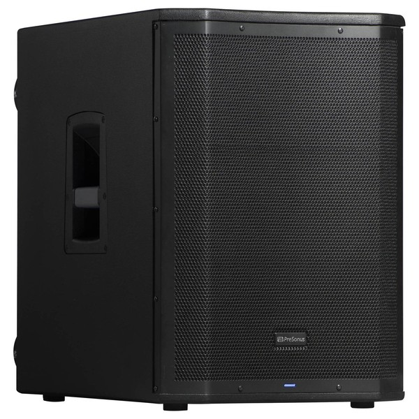 PreSonus AIR15S Active PA Subwoofer - Angled