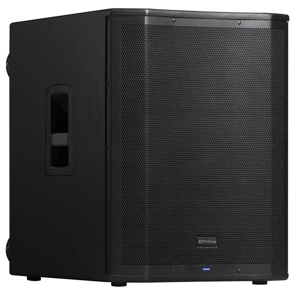 PreSonus AIR18S Active PA Subwoofer - Angled