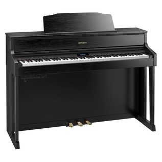 Roland HP605 Piano Black