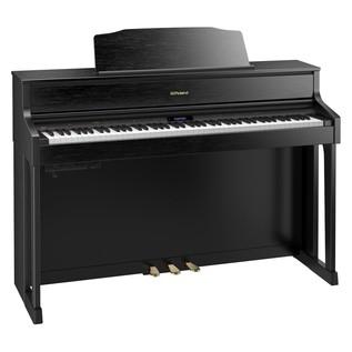 Roland HP605 Piano Black