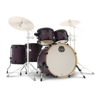 Mapex Armory LA Fusion 6pc Shell Pack, Purple Haze