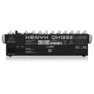 Behringer Xenyx QX1222USB Small Format Analog Mixer
