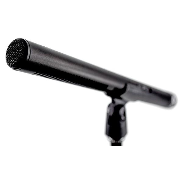 Mode Machines SG-672 Shotgun Mic - Microphone Angled