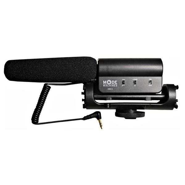 Mode Machines CM-1 DSLR Microphone - Side