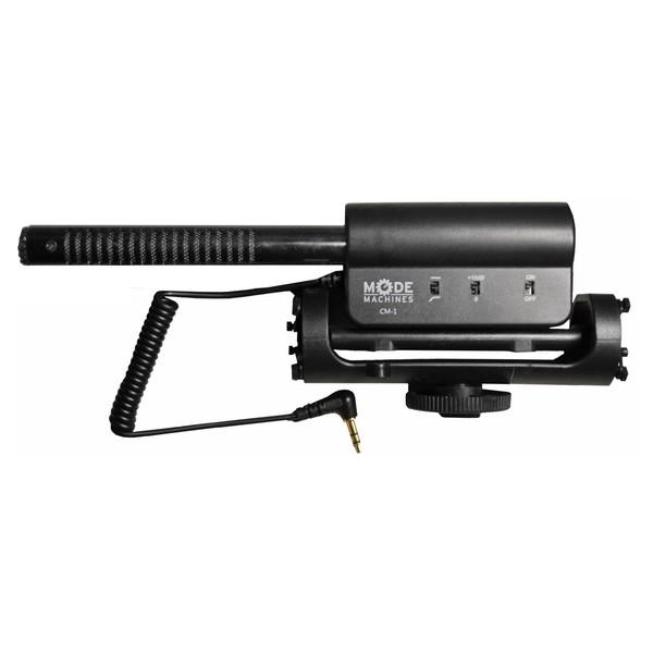 Mode Machines CM-1 DSLR Microphone - Side 2