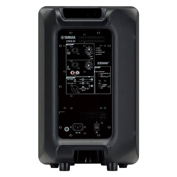 Yamaha DBR10 Active PA Speaker rear