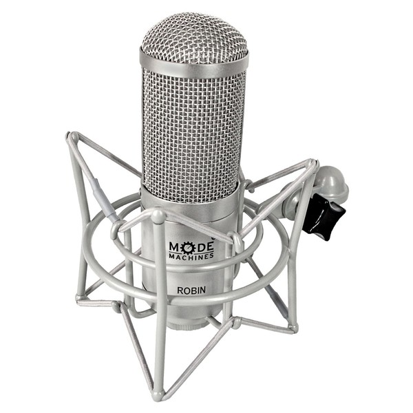 Mode Machines ROBIN Vintage Ribbon Microphone - Front