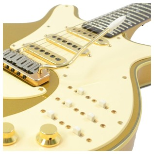 Brian May Special Electric Guitar, All Gold