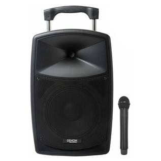 Denon ENVOI-PRO Professional Mobile PA Speaker - Front